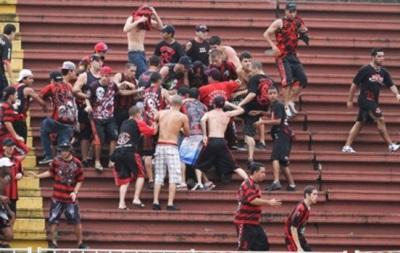 В Бразилии два стадиона могут получить рекордную дисквалификацию