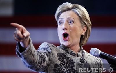 Хиллари Клинтон предложила Януковичу стать Манделой