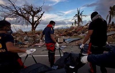 Хайян - тайфун - Филиппины - жертвы - Число жертв тайфуна Хайян превысило шесть тысяч человек