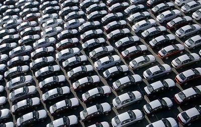 В ноябре продажи подержанных импортных авто снизились