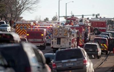 В американской школе ученик ранил из дробовика двух человек и застрелился