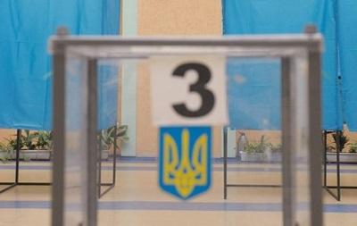 В Украине сегодня в пяти округах пройдут повторные выборы в Раду
