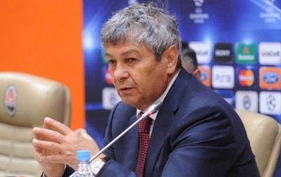 Луческу:  Мы обязаны предстать конкурентоспособной командой в Лиге Европы