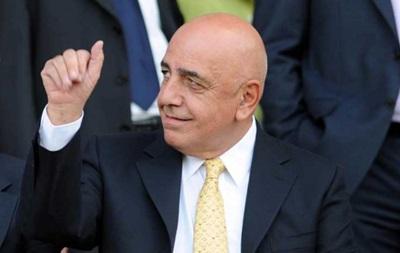 Галлиани подпишет новый контракт с Миланом  на длительный срок