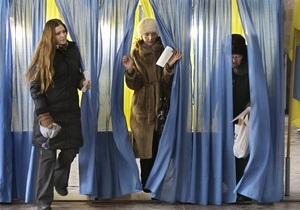 Национальный экзит-полл: Янукович набирает 48,7%, Тимошенко - 45,5%