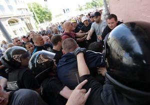 МВД: Милиция допросила уже свыше 180 человек по делу о событиях 18 мая
