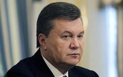 Янукович отказался участвовать в пресс-конференции после встречи с Путиным