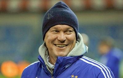 Блохин: Я четко представляю себе, как вывести Динамо на уровень
