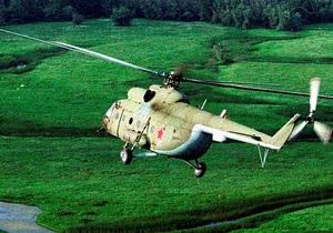 Москва опровергла сообщение о нарушении российскими вертолетами границы Грузии