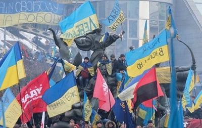 Договоренности между Украиной и Россией не решают требований Евромайдана - США