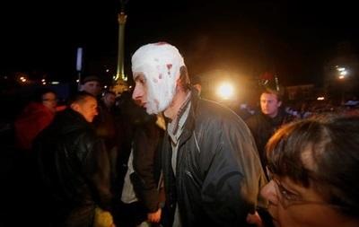 Причиной разгона на Майдане стала Новогодняя елка - выводы следствия