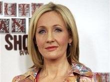 Джоан Роулинг страдает из-за расставания с Гарри Поттером