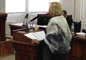 Кужель опровергла информацию о конфликте Щербаня с Тимошенко