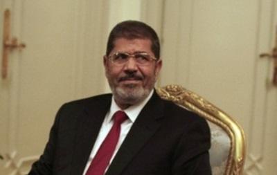 Экс-президент Египта Мурси предстанет перед судом за побег из тюрьмы в 2011 году
