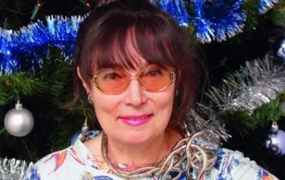 Умерла украинская журналистка и актриса Елена Чекан
