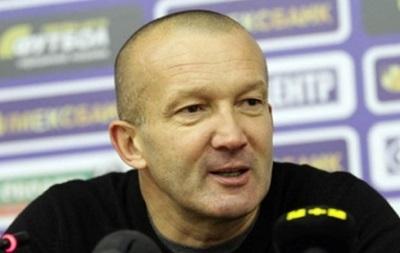 Тренер Черноморца хотел бы сыграть с Шахтером в еврокубках