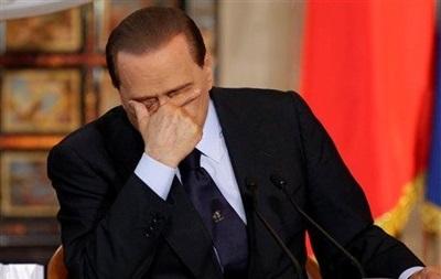 Из-за гигантских долгов Берлускони не будет праздновать Рождество