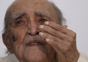 Классику мировой архитектуры Оскару Нимейеру исполнилось 103 года