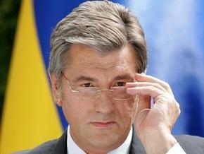 Ющенко призвал Кабмин собраться на внеочередное заседание