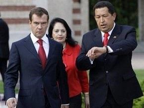 Чавес: Венесуэла получит российские ракеты, которые  всегда попадают в цель