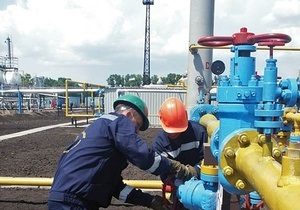 Украина договаривается с Россией о пересмотре тарифа на транзит газа