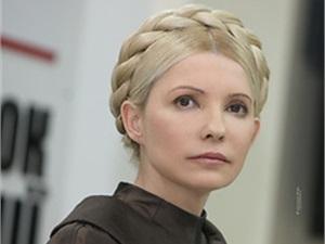 Тимошенко поздравила Ходорковского с освобождением