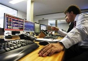 Украинский фондовый рынок открылся падением индексов