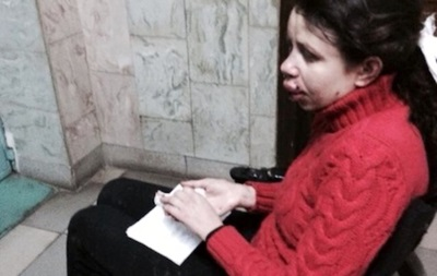 Журналистка и активистка Евромайдана находится в больнице