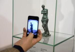 Фотогалерея: Роден, Дали, Пикассо и другие. В Киеве открылась выставка 100 шедевров мировой скульптуры