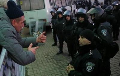 Регионал Левченко зарегистрировал законопроект о запрете преследования правоохранителей за участие в массовых акциях