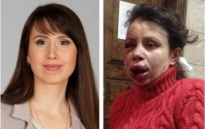 Татьяна Чорновол жестоко избита