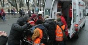Мужчина совершил попытку суицида на Майдане в Киеве