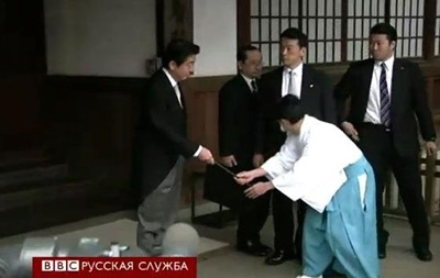 Зачем японский премьер провоцирует гнев Пекина?