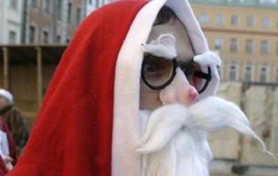 В странах бывшей Югославии орудуют Санта-Клаусы-грабители