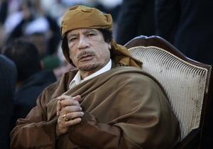 Каддафи пригрозил Западу священной войной
