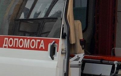 В Харьковской области автомобиль упал с моста, четыре человека погибли