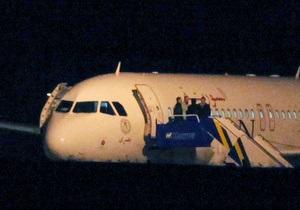 Россия: сирийский самолет перевозил детали радара