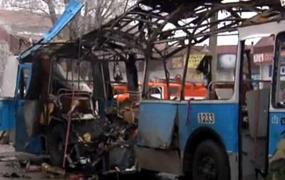 Теракт в Волгограде - взрыв в троллейбусе мощностью 4 кг в тротлловом эквиваленте