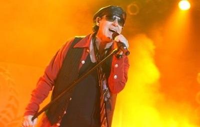 Scorpions поздравили Евромайдан с Новым годом