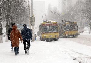 В Киеве массово увольняются водители общественного транспорта