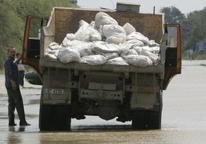 МЧС Украины предупреждает о подъеме уровня рек в ближайшие несколько дней