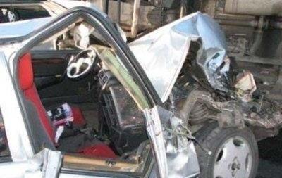 Начальник городского ГАИ на Донетчине сгорел в машине