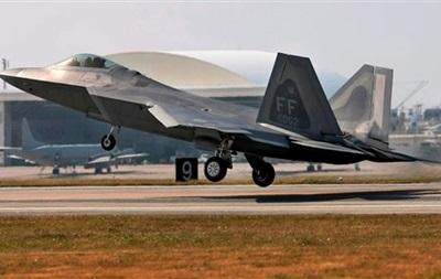 Истребители США начали патрулировать небо Балтии