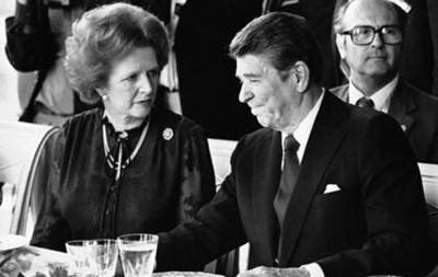 Британский архив обнародовал документы, в которых рассказывается о фальшивых переговорах между Тэтчер и Рейганом