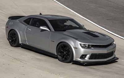 Самый быстрый Chevrolet Camaro в истории получил ценник