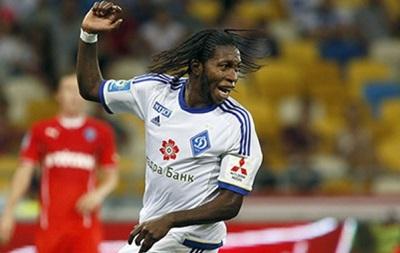 Мбокани: Планирую оставаться в Динамо до окончания контракта