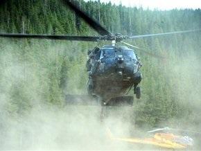 В США разбился военный вертолет: есть жертвы