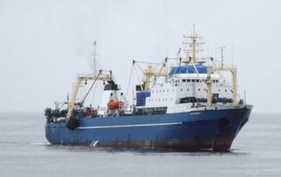У берегов Гвинеи-Бисау задержали российское рыболовецкое судно