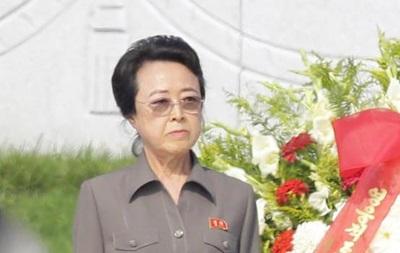 Тетя Ким Чен Уна могла покончить с собой - СМИ