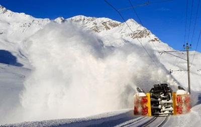На горнолыжном курорте в Швейцарии погибли четыре человека